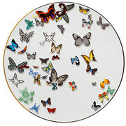 Butterfly Parade By Christian Lacroix for Vista Allegre Charger