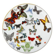 Butterfly Parade By Christian Lacroix for Vista Allegre Salad/ Dessert Plate