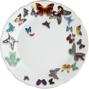 Butterfly Parade by Christian Lacroix Dinner Plate