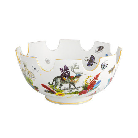 Caribe Fruit Bowl By Christian Lacroix for Vista Allegre