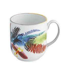 Caribe Mug By christian Lacroix for Vista Allegre