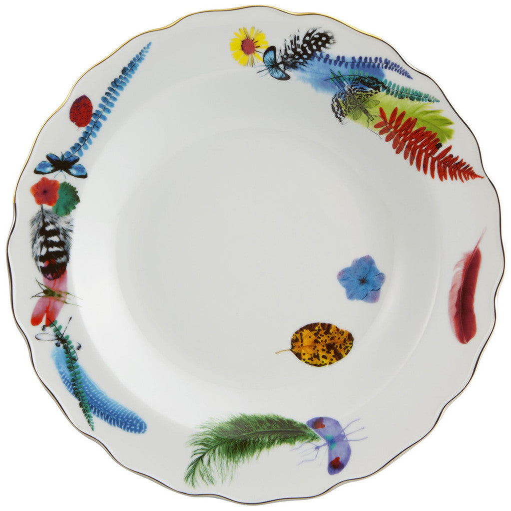 Caribe Rim Soup Bowl by Christian Lacroix for Vista Alegre