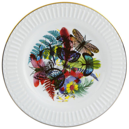 Caribe Salad Plate By christian Lacroix for Vista Alegre