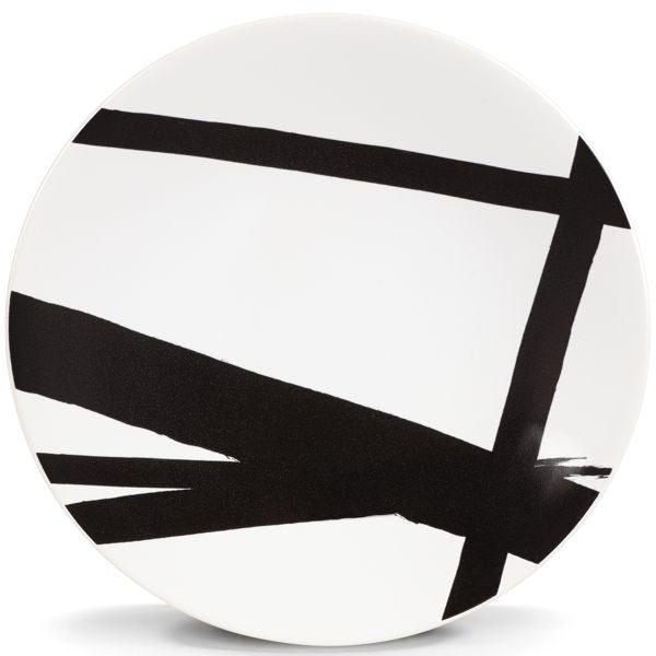 Urban Graffiti By DKNY for Lenox Salad Plate