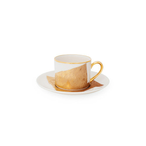Doheny By Kelly Wearstler for Pickard Tea Cup & Saucer