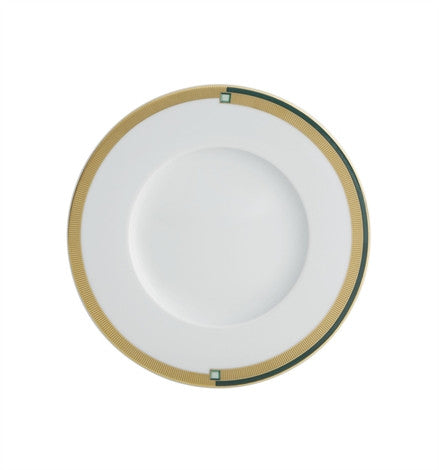 Emerald Bread and Butter Plate By Vista Allegre