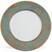 Gilded Tapestry Dinner Plate for L By Lenox