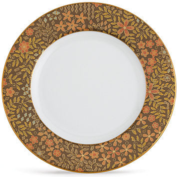 Gilded Tapestry Salad Plate for L by Lenox