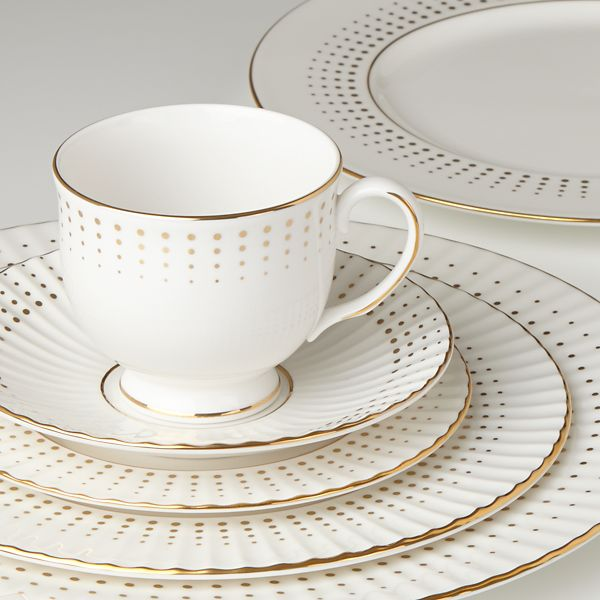 Golden Waterfall By Lenox Dinnerware