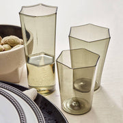 Hex Glassware Collection By L'Objet