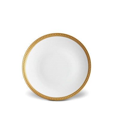 Soie Tresse`e (Braid) Bread & Butter Plate By L'objet
