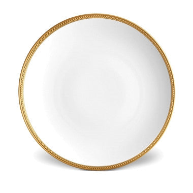 Soie Tresse`e Charger Plate By L'Objet