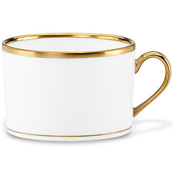 Mandarin Gold By Marchesa For Lenox Tea Cup