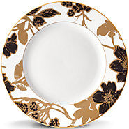 Minstrel Gold Dinner Plate By Lenox