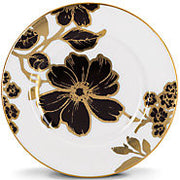 Minstrel Gold Salad Plate By Lenox