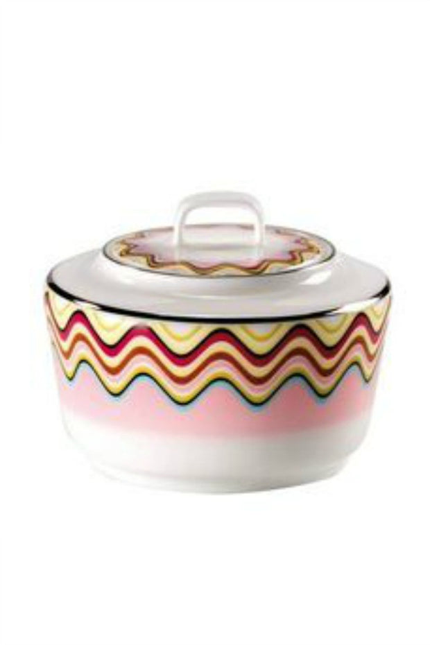 Margherita Sugar Bowl By Missoni