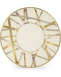 Mullholland Bread & Butter Plate By Kelly Wearstler for Pickard