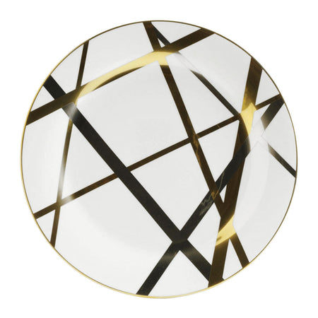 Mullholland Dinner Plate By Kelly Wearstler for Pickard