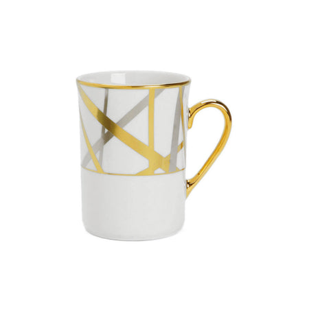 Mullholland Mug By Kelly Wearstler for Pickard