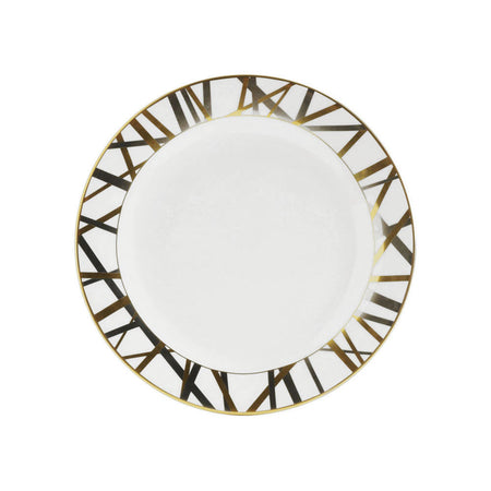 Mullholland Salad Plate By Kelly Wearstler for Pickard