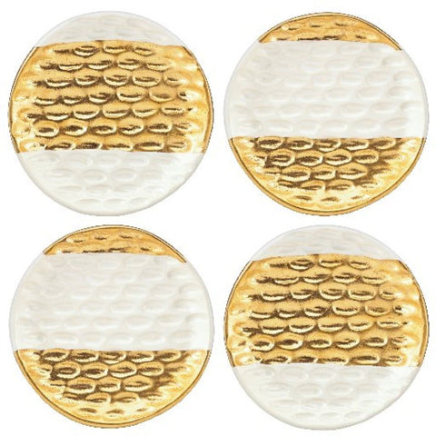 Truro Dessert Plates Set of 4 By Michael Wainwright