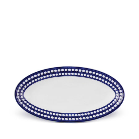 Perlee Small Oval Platter By L'Objet