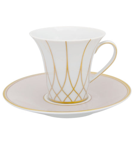 Terrace Coffee Cup and Saucer By Vista Allegre