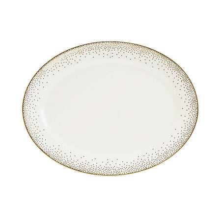 Trousdale Oval Platter By Kelly Wearstler for Pickard