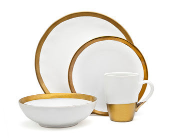 Terre D'Or By Godinger Dinnerware Set