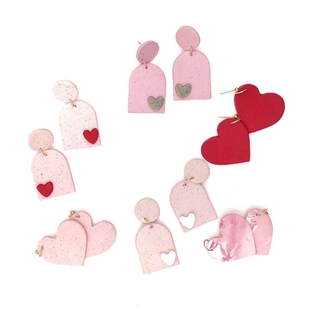 Pieces of My Heart - Vday Capsule