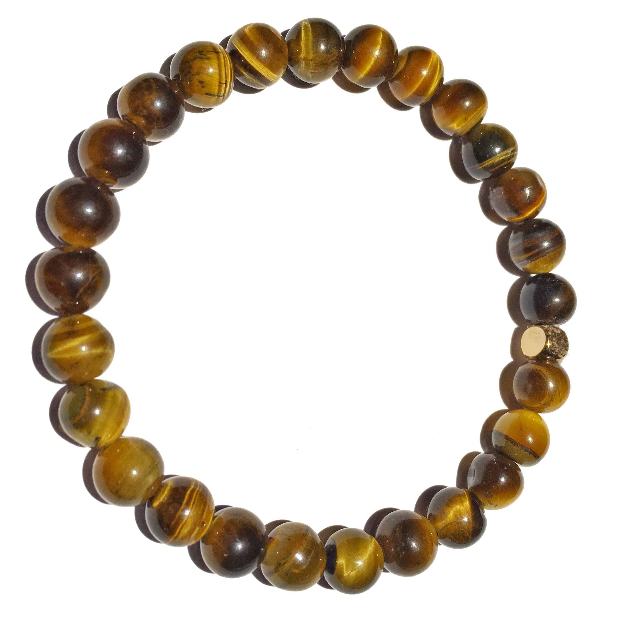 Tiger Eye (Focus)