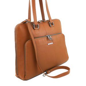 Lucca Women's Leather Business Bag