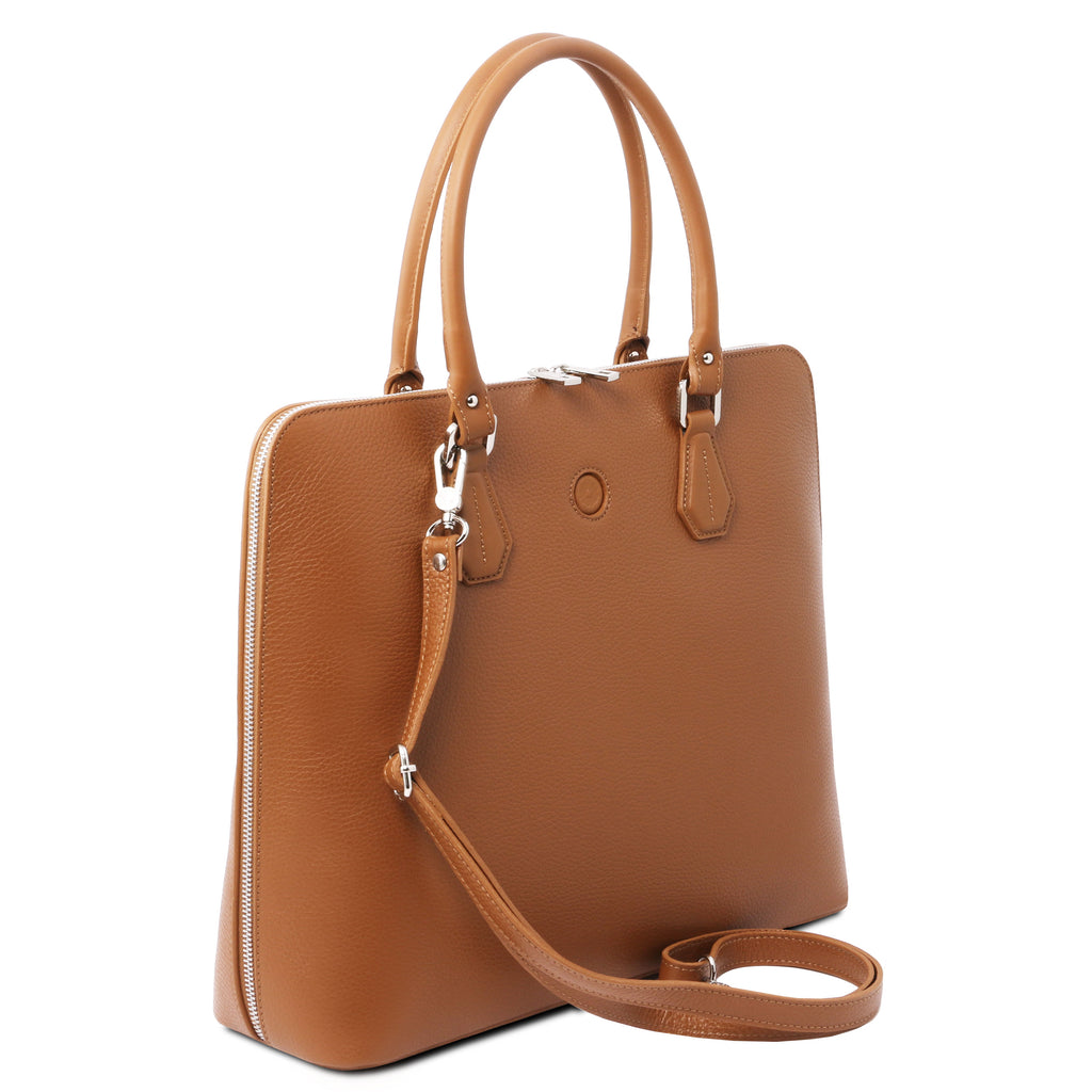 Magnolia Leather Business Bag For Women