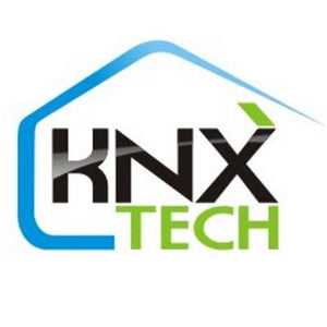 KNX Ireland, Smart Home, logo for KNXTECH monaghan ireland