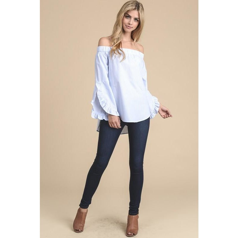 Laci Off The Shoulder Blouse