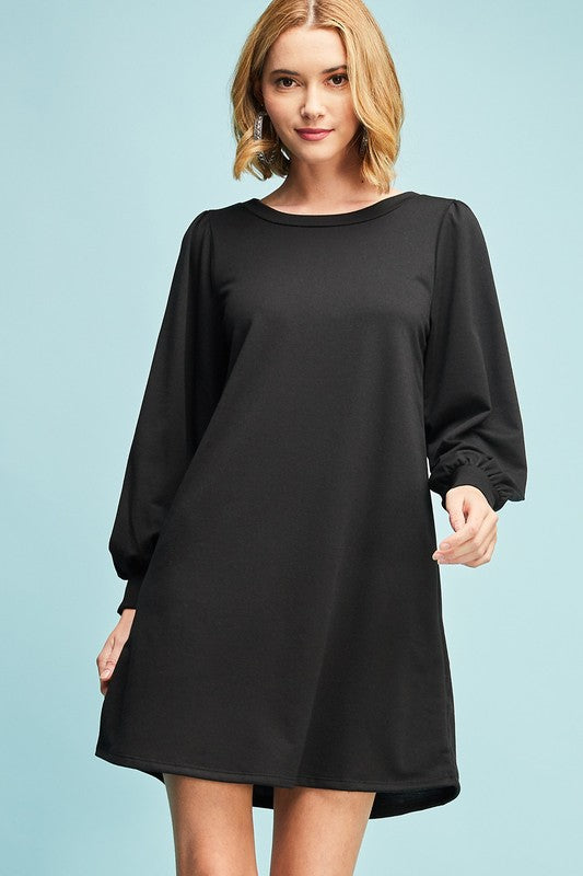 Black London Dress