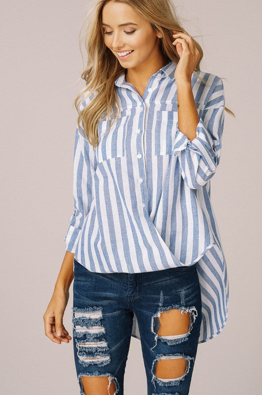 Striped Fun Blouse