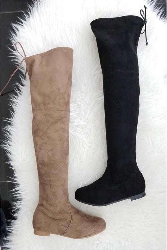 Knee High Fun Boots