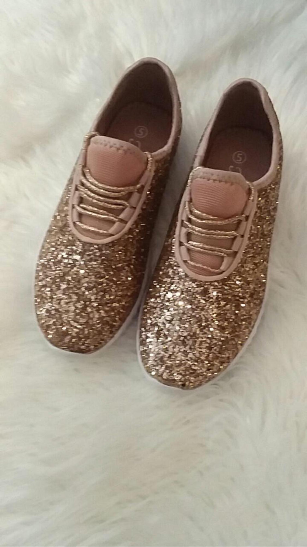 Glitter Me Up Sneakers