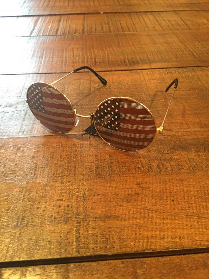 Memorial Memories Sunglasses