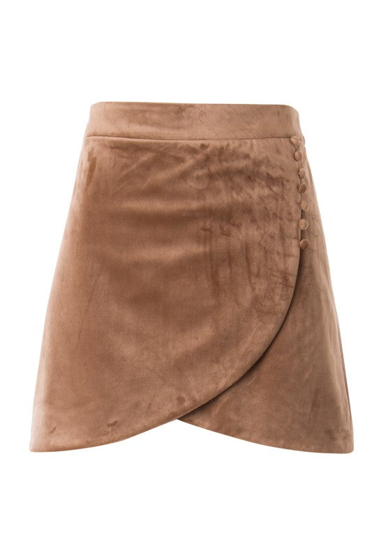 Savannah Mini Skirt