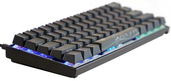 Ducky Mecha Mini v2 RGB 60% Cherry Mx Red Türkçe Mekanik Klavye
