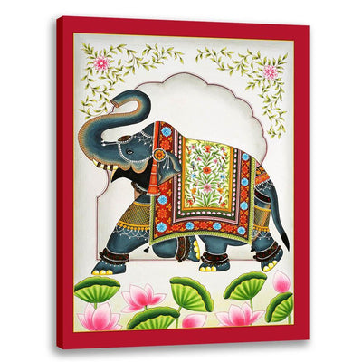Royal Elephant - Classical Art