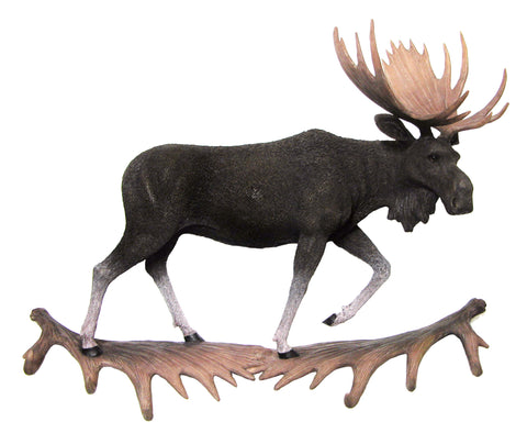 Moose Key Holder