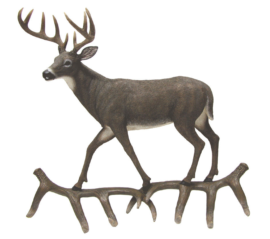 Whitetail Deer Key Holder