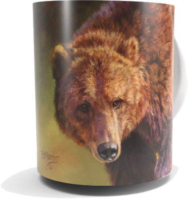 BEAR COFFEE MUGs BY BONNIE MARRIS