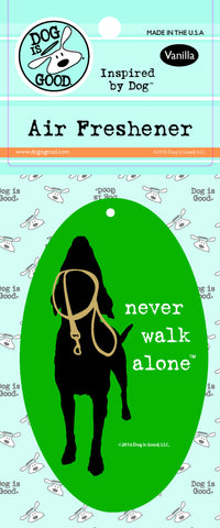 Never Walk Alone Air Freshener