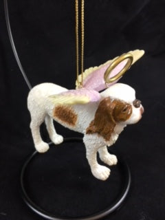 King Charles Spaniel Angel Dog