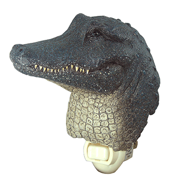 Alligator Night Light
