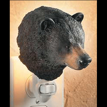 Black Bear Night Light